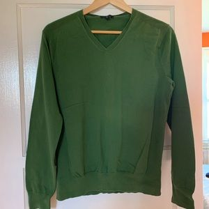 Green Gap size Small sweater